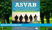 PDF Armed Services Vocational Aptitude Battery (ASVAB) Exam Prep Team ASVAB Practice Test Review