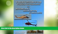 Best Price Flight Instructor Rotorcraft Practical Test Standards FAA On Audio