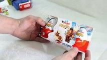3 X Kinder Merendero Joy Surprise Eggs Ice Age Toys Chocolate Surprise Eggs Kinder Sorpresa Disney