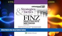 Best Price Strategies   Tactics for the FINZ Multistate Method (Emmanuel Bar Review) (Emanuel Bar
