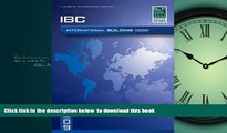 Buy NOW International Code Council 2009 International Building Code (International Code Council