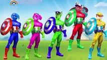 Paw Patrol Transforms Spiderman Finger Family Songs / Daddy Finger Family Nursery Rhymes Lyrics