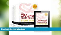 Best Price Wiley CPAexcel Exam Review 2015 Study Guide July: Set (Wiley Cpa Exam Review) O. Ray