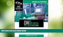Best Price Bisk CPA Review: Auditing   Attestation - 38th Edition 2009-2010 (Comprehensive CPA