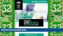 Best Price isk CPA Review: Auditing   Attestation, 42nd Edition, 2013(CPA Comprehensive Exam