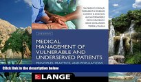 READ book Medical Management of Vulnerable and Underserved Patients: Principles, Practice and
