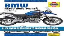MOBI BMW R1200 dohc Twins:  10 to  12 (Haynes Service   Repair Manual) PDF Ebook