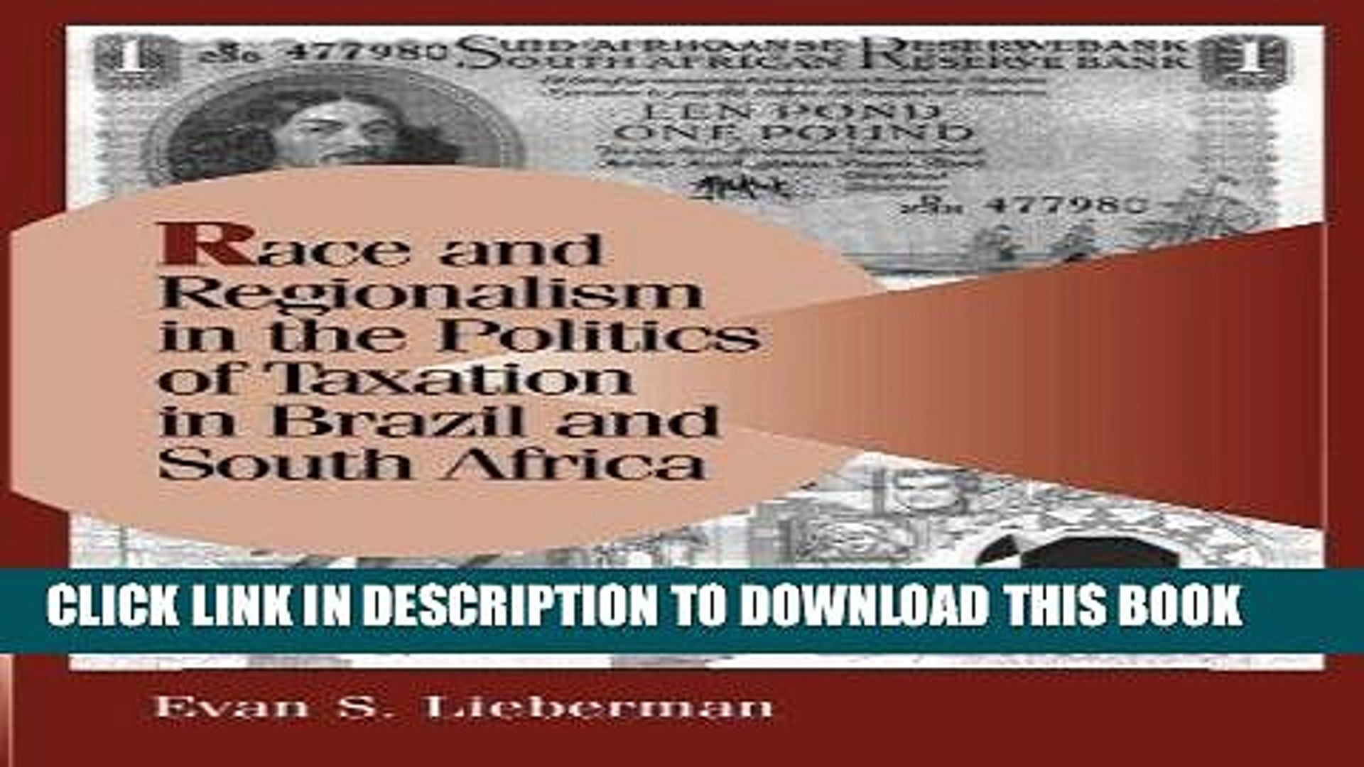 [READ] Mobi Race and Regionalism in the Politics of Taxation in Brazil and South Africa (Cambridge