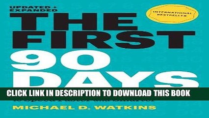 [READ] Mobi The First 90 Days: Critical Success Strategies for New Leaders at All Levels (Your