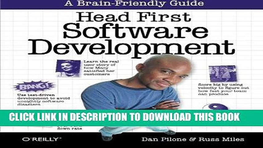 [READ] Kindle Head First Software Development: A Learner s Companion to Software Development