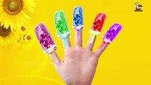 Popsicle Finger Family Songs for preschool children 3d animated rhymes