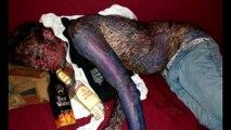 Photos des personnes les plus saoul et ivres jamais vues