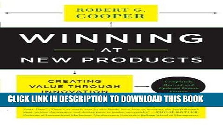 [READ] Mobi Winning at New Products: Creating Value Through Innovation Audiobook Download