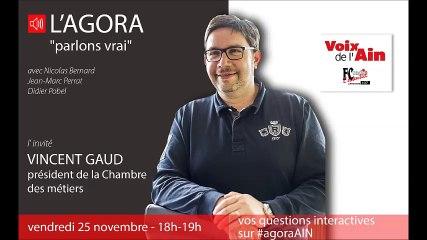 Vincent Gaud - Agora part 1