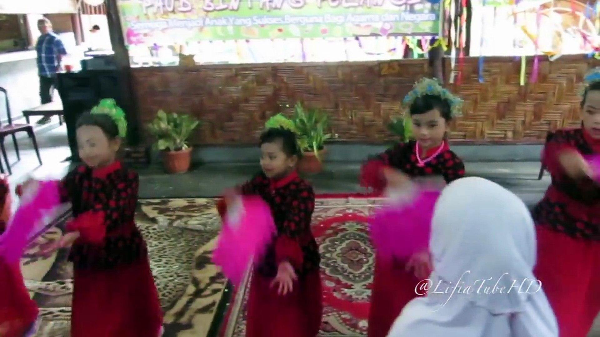 Tarian Kreasi Anak anak - Bintang Pelangi - Kids Dance Activities