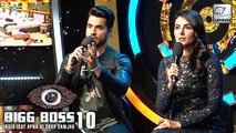 Bigg Boss 10: Gautam Gulati & Mandana Karimi At Weekend Ka Vaar