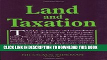 [READ] Kindle Land and Taxation (Georgist Paradigm series) Audiobook Download