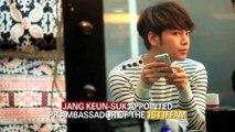 JANG KEUN-SUK APPOINTED PR AMBASSADOR OF THE 1ST IFFAM