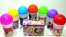 CRAZY CUPS and Balls Surprise Eggs LEARNING COLORS Toys For Kids Colour Balls Video For Children #3