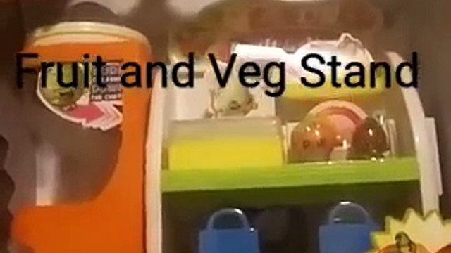 Shopkins Fruit and Veg Stand