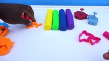 Modelling Clay Fun and Creative for Kids Learn Colours Fun Play Plasticine