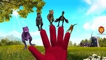 Dinosaurs Finger Family Songs | Cartoon Dinosaurs Finger Family Nursery Rhymes | Animals Rhymes