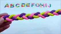 Learn Alphabet Colorful Play Doh! Learn The Colorful Alphabet with Play Doh for Children
