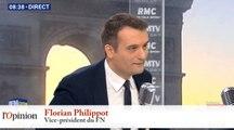 Florian Philippot : «François Fillon est le candidat de la mondialisation sauvage»