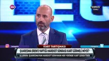 Ümit Karan ve Serhat Ulueren'in Barış Şimşek tepkisi