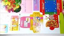 Licca dolls refrigerator Re-ment Gudetama Rilakkuma Japanese miniature toy food playsets