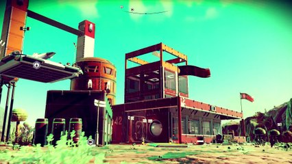 Foundation update trailer de No Man's Sky