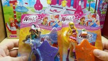 Winx Club Figures 5 Season leila sirenix & stella trendy Rainbow Fairy Winx Club Best of t