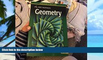 Pre Order Holt McDougal Geometry, Teacher s Edition (Common Core Edition) Edward B. Burger