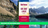 Buy Peterson s Math Review: GRE, GMAT, MCAT 2nd ed (Peterson s GRE/GMAT Math Review) Full Book