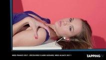 Miss France 2017 : Claire Godard, Miss Alsace, sexy en maillot de bain (VIDEO)