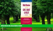 Pre Order Math Review: GRE, GMAT, MCAT 2nd ed (Peterson s GRE/GMAT Math Review) Peterson s mp3