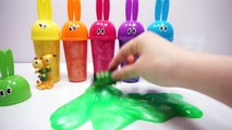 Learn Colors Clay Slime Surprise Toys Minecraft My Little Pony Minions Thomas Monster University