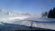 Historic freeze Brutal Cold Midwest Whiteout Conditions Minnesota Plus Extreme Cold