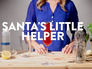 Santa's Little Helper Drink Recipe