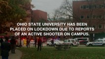 Active shooter reported at Ohio State University; 8 hospitalized