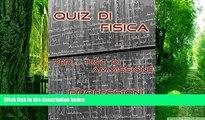 Price Test Professioni Sanitarie - Quiz di Fisica (Italian Edition) Bondtest On Audio
