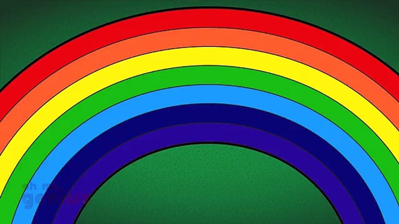 Все оттенки радуги картинки