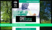 FAVORIT BOOK Bisk CPA Review: Auditing   Attestation, 43rd Edition, 2014(CPA Comprehensive Exam