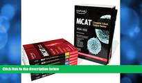 Audiobook MCAT Complete 7-Book Subject Review: Online + Book (Kaplan Test Prep) Kaplan Audiobook