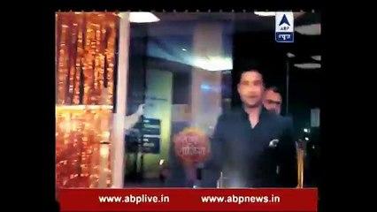 RajeevKhandelwal at Red carpet of abpnewstv Sbs Telebation Award 2016
