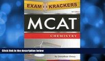 Audiobook Examkrackers MCAT Chemistry Jonathan Orsay mp3