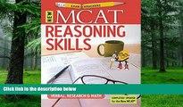 Pre Order 9th Edition Examkrackers MCAT Reasoning Skills:Verbal, Research   Math Jonathan Orsay mp3