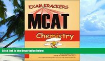 Price Examkrackers MCAT Chemistry Jonathan Orsay For Kindle