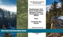 Buy Department of Defense Boobytraps U.S. Army Instruction Manual Tactics, Techniques, and Skills