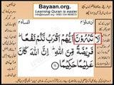 Quran in urdu Surah 004 AL Nissa Ayat 011D Learn Quran translation in Urdu Easy Quran Learning